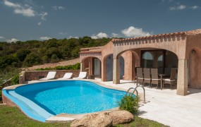 аренда Villa Porto Cervo Long Beach